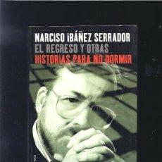 Cine: EL REGRESO Y OTRAS HISTORIAS PARA NO DORMIR. Lote 20826733