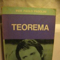 Cine: TEOREMA -PIER PAOLO PASOLINI. Lote 24979050