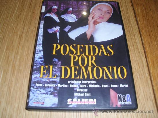 CINE XXX POSEIDAS POR EL DEMONIO DVD EROTICO PORNO MUJER MUJERES (Cine - Varios)