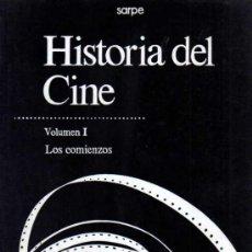 Cine: HISTORIA DEL CINE - COMPLETA 6 VOLÚMENES - SARPE. Lote 28157534