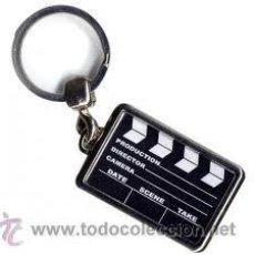 Cine: CLAQUETA LLAVERO. Lote 28191541