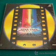 Cine: STAR TREK - LA PELÍCULA ( LASER DISC ). Lote 28578276