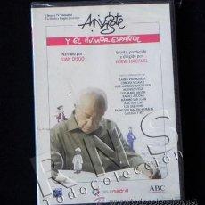 Cine: ANTONIO MINGOTE Y EL HUMOR ESPAÑOL - DOCUMENTAL - DVD ABC 2007 H. GRÁFICO ARTE PINTURA - NUEVO. Lote 48204436