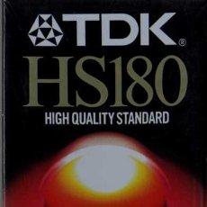 Cine: CINTA VHS VIRGEN - TDK HS 180. Lote 42567357