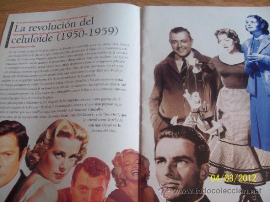 Cine: FASCICULO Nº 4 100 AÑOS DE CINE EL GRAN ESPECTACULO - CAJA MADRID - Foto 2 - 30924366
