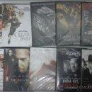 Cine: LOTE DE 10 PELICULAS DVD - ORIGINALES - PRECINTADAS. Lote 31018083