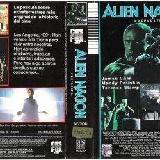 Cine: CARATULA VHS - ALIEN NACION - PEDIDO MINIMO 6€. Lote 31582204