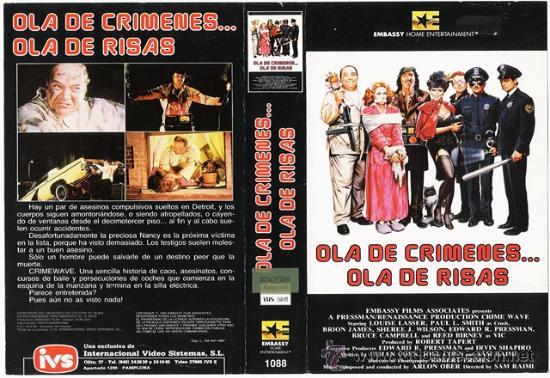 Crime Wave (Ola De Crímenes... Ola De Risas)