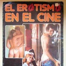 Cine: EL EROTISMO EN EL CINE - FASCÍCULO Nº 8 - DIVINOS TRASEROS - 1983. Lote 31971414