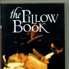 Cine: VIDEO VHS EROTICO - THE PILLOW BOOK. Lote 32604461