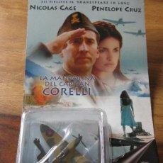 Cine: AVION ORIGINAL LA MANDOLINA DEL CAPITAN CORELLI PENELOPE CRUZ NICOLAS CAGE. Lote 34612149
