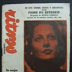Cine: CARTELERA TURIA, AÑO 1, NUM. 12, DEL 4 AL 10 DE MAYO DE 1959, . Lote 35531938