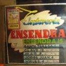 Cine: ANTIGUO ANUNCIO CINE DIAPOSITIVA CRISTAL - TINTORERIA ENSENDRA - VALENCIA - CARBA MATA. Lote 36602008