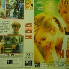 Cine: CARATULA VIDEO VHS MI CHICA .- DAN AYKROYD. Lote 180168281