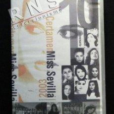 Cine: CERTAMEN MISS SEVILLA AÑO 2003 - DVD BELLEZA MUJER - CONCURSO MODELOS MODA - NO ES UN DOCUMENTAL. Lote 39322183