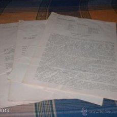 Cine: FOLIOS PUBLICITARIOS PUBLICIDAD MUERTE DE UN ATRACADOR, EL BOSQUE DEL LOBO Y DOS MULAS Y UNA MUJER. Lote 39519480