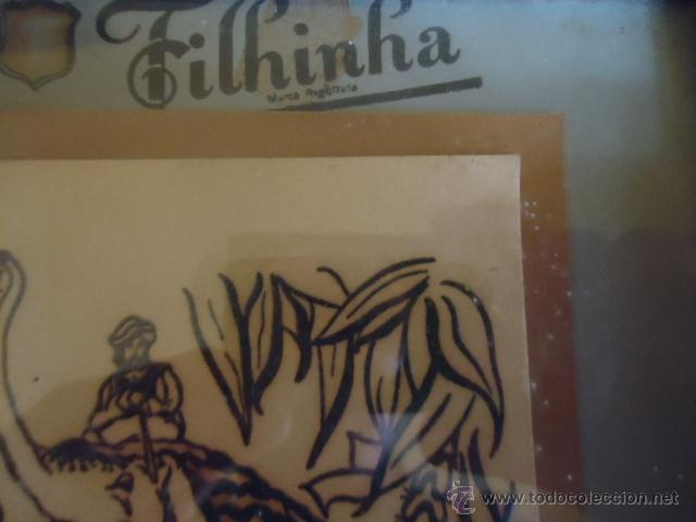 Cine: boceto original libro de la selva - filhinha marca registrada rua aymores s. paulo - Foto 2 - 39916516