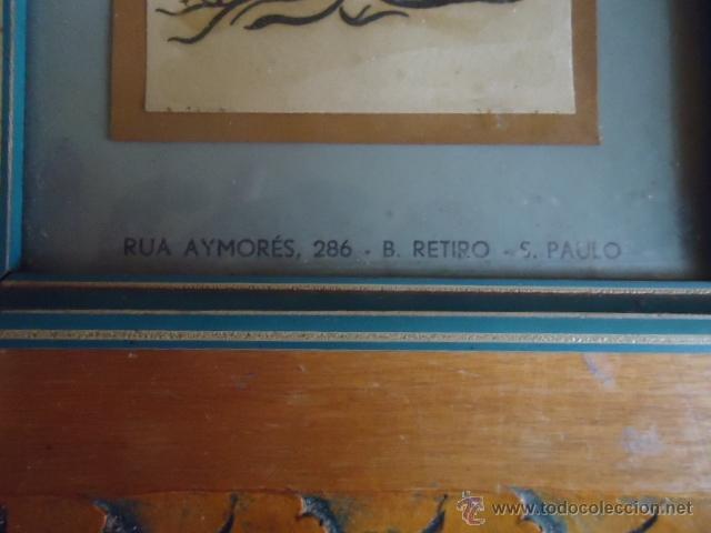 Cine: boceto original libro de la selva - filhinha marca registrada rua aymores s. paulo - Foto 8 - 39916516