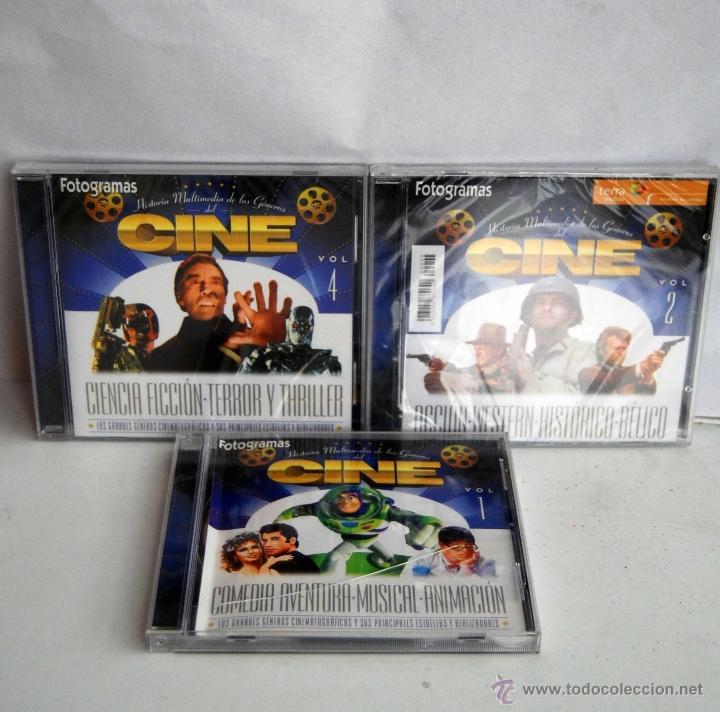 vol 1 2 4 cd rom historia multimedia de los gen - Comprar en ...