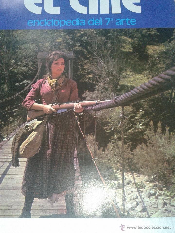 Cine: LOTE 50 PORTADAS ENCICLOPEDIA del 7 ARTE EL CINE BURU LAN AÑO 1973 - Foto 4 - 48308607