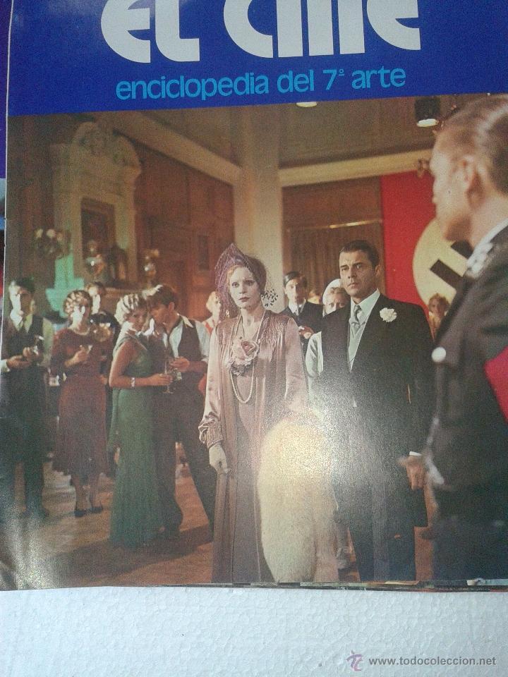 Cine: LOTE 50 PORTADAS ENCICLOPEDIA del 7 ARTE EL CINE BURU LAN AÑO 1973 - Foto 5 - 48308607