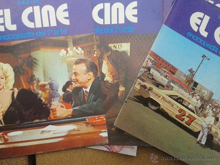 Cine: LOTE 50 PORTADAS ENCICLOPEDIA del 7 ARTE EL CINE BURU LAN AÑO 1973 - Foto 7 - 48308607