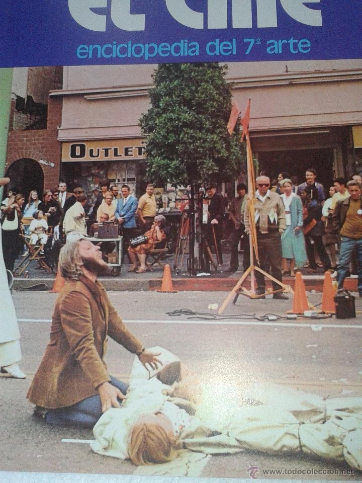 Cine: LOTE 50 PORTADAS ENCICLOPEDIA del 7 ARTE EL CINE BURU LAN AÑO 1973 - Foto 11 - 48308607