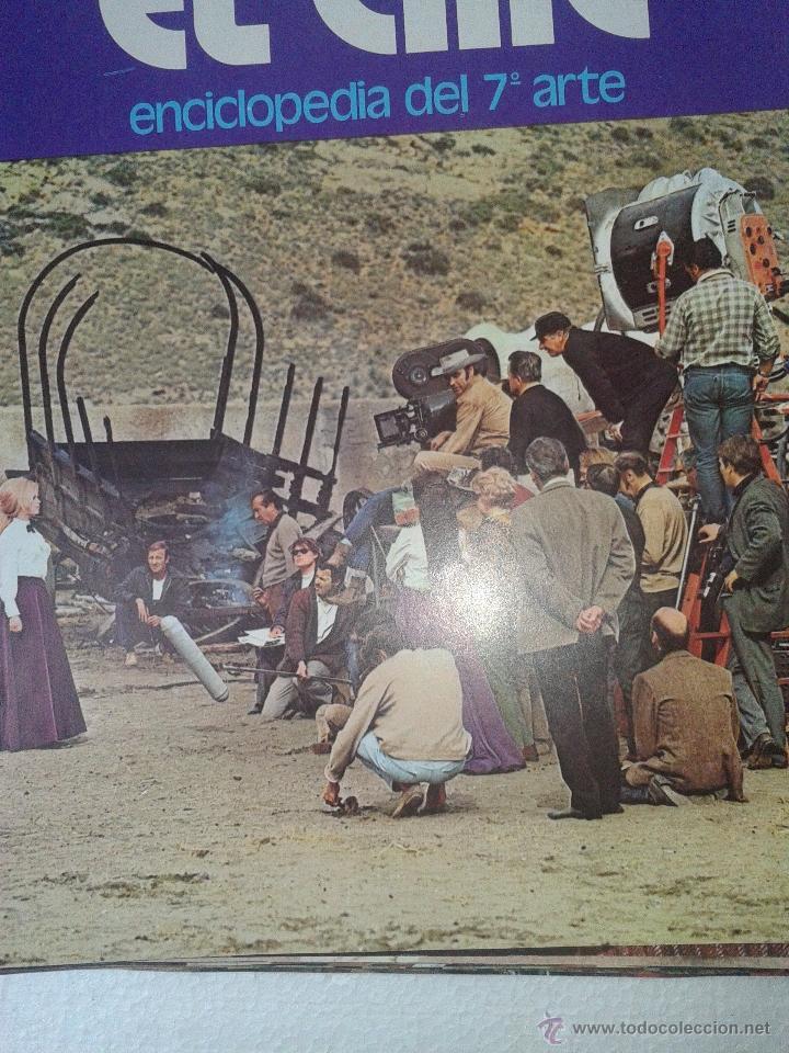 Cine: LOTE 50 PORTADAS ENCICLOPEDIA del 7 ARTE EL CINE BURU LAN AÑO 1973 - Foto 15 - 48308607