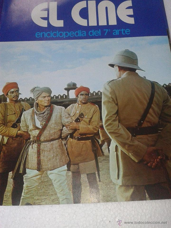 Cine: LOTE 50 PORTADAS ENCICLOPEDIA del 7 ARTE EL CINE BURU LAN AÑO 1973 - Foto 20 - 48308607