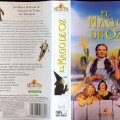Cine: CARÁTULA VHS - EL MAGO DE OZ. Lote 42320411