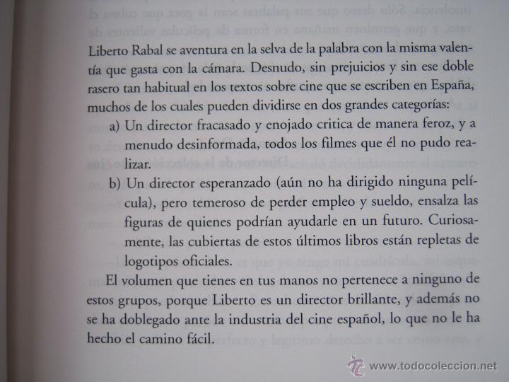 Cine: Soñar en acción, primer libro del actor y director Liberto Rabal. Adriana Davidova - Foto 3 - 42481511