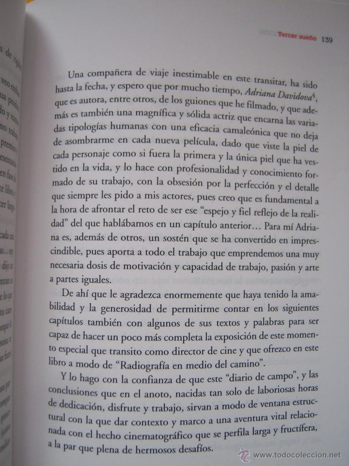 Cine: Soñar en acción, primer libro del actor y director Liberto Rabal. Adriana Davidova - Foto 4 - 42481511