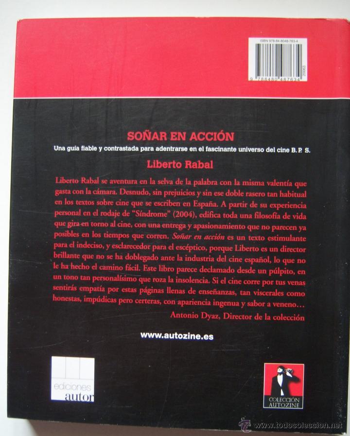 Cine: Soñar en acción, primer libro del actor y director Liberto Rabal. Adriana Davidova - Foto 6 - 42481511