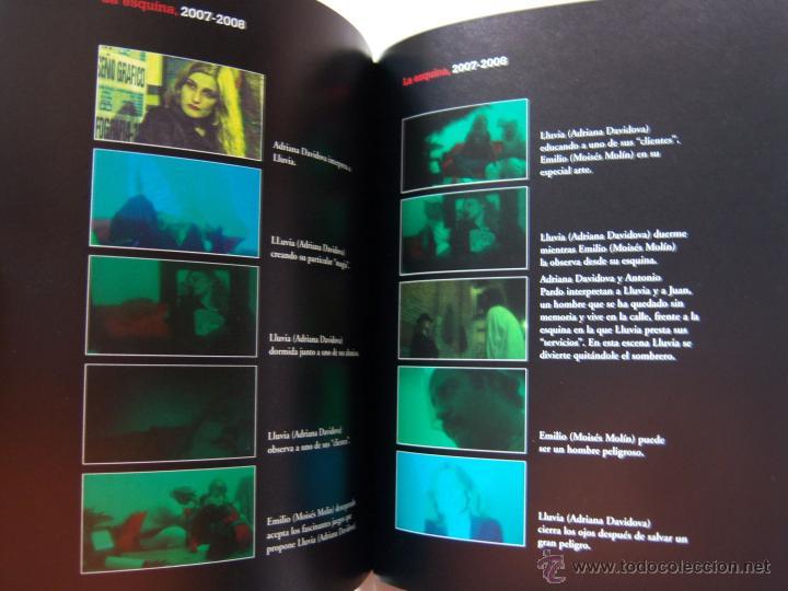 Cine: Soñar en acción, primer libro del actor y director Liberto Rabal. Adriana Davidova - Foto 8 - 42481511