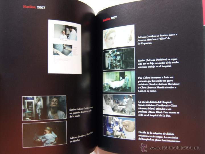 Cine: Soñar en acción, primer libro del actor y director Liberto Rabal. Adriana Davidova - Foto 9 - 42481511