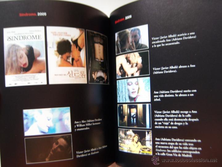Cine: Soñar en acción, primer libro del actor y director Liberto Rabal. Adriana Davidova - Foto 10 - 42481511