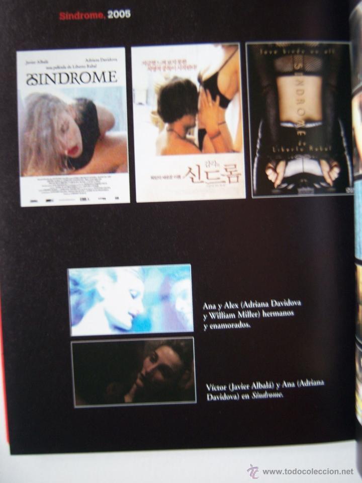 Cine: Soñar en acción, primer libro del actor y director Liberto Rabal. Adriana Davidova - Foto 11 - 42481511