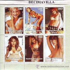 Cine: PRCN558, CONGO, 2003, CAMERON DIAZ, ETC.. Lote 42763186