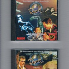 Cine: 4 CD COLECCION LA GRAN ENCICLOPEDIA DEL CINE 1998. Lote 43239296