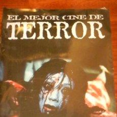 Cine: IÑI FASCÍCULO. EL MEJOR CINE DE TERROR. PLANETA AGOSTINI. BOOK. ÉPSILON.. Lote 44059065