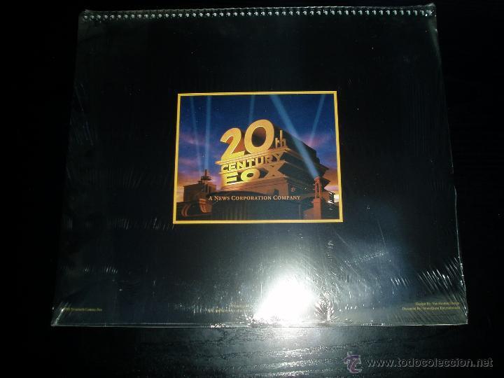 Calendario Fox.Calendario Internacional Estrenos Cine Fox 1999 Nuevo Original Precintado