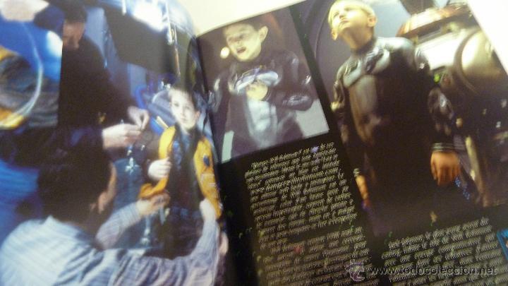 Cine: Libro Making of de la pelicula Perdidos en el espacio . 1998 127 pág. francés . numerosas fotos - Foto 3 - 44950809