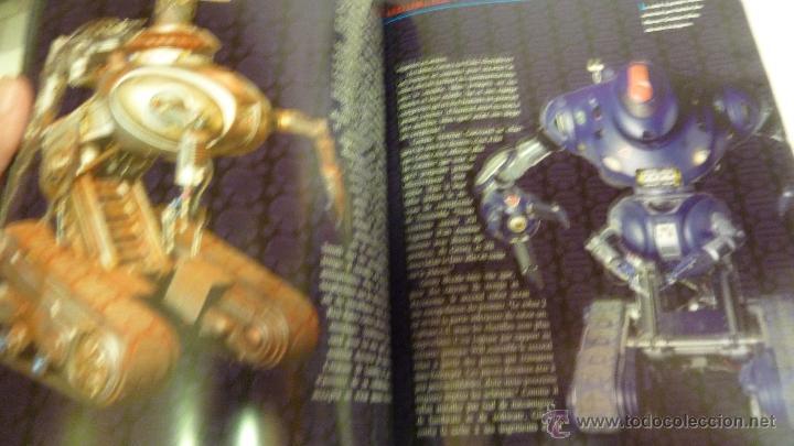 Cine: Libro Making of de la pelicula Perdidos en el espacio . 1998 127 pág. francés . numerosas fotos - Foto 5 - 44950809