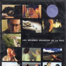 Cine: LOS MEJORES ANUNCIOS DE LA TELE. 12 NÚMEROS. 1,2,3,4,5,6,8,9,10,11,12 Y 13. NUEVOS SIN DESPRECINTAR.. Lote 44990655