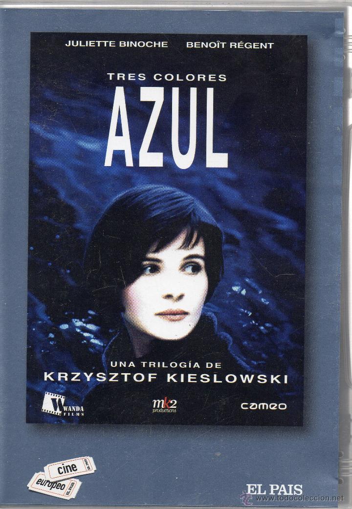 KRZYSZTOF KIESLOWSKI. LA TRILOGIA. EN MUY BUEN ESTADO. 3 DVD. (Cine - Varios)