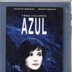 Cine: KRZYSZTOF KIESLOWSKI. LA TRILOGIA. EN MUY BUEN ESTADO. 3 DVD.. Lote 45090306