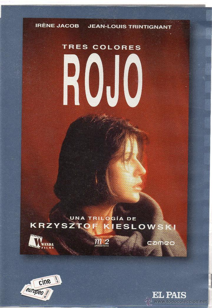 Cine: KRZYSZTOF KIESLOWSKI. LA TRILOGIA. EN MUY BUEN ESTADO. 3 DVD. - Foto 3 - 45090306
