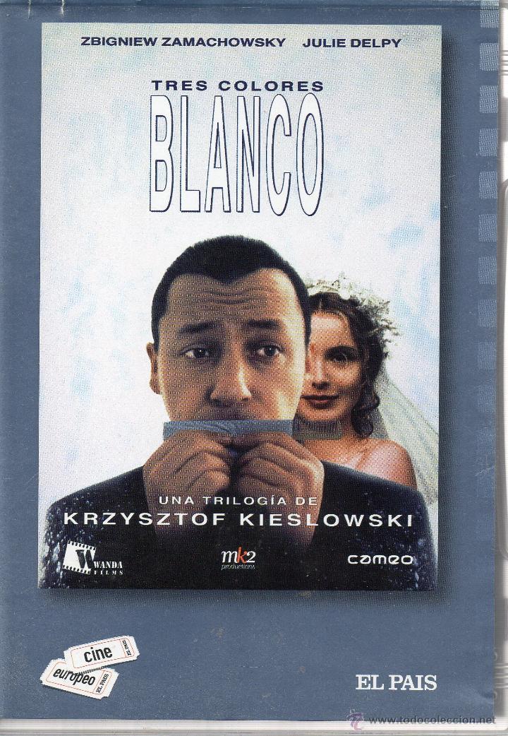 Cine: KRZYSZTOF KIESLOWSKI. LA TRILOGIA. EN MUY BUEN ESTADO. 3 DVD. - Foto 5 - 45090306
