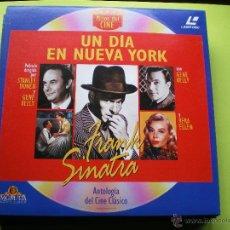 Cine: UN DIA EN NUEVA YORK LASER DISC - COLECCION MITOS DEL CINE ANTOLOGIA DEL CINE CLASICO. Lote 45671043