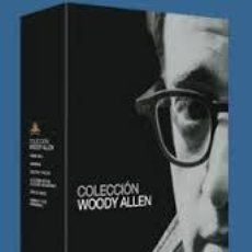 Cine: COLECCION WOODY ALLEN, 6DVD, METRO GOLDWYN MAYER. Lote 46093941
